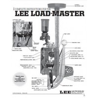Lee Precision Loadmaster Instructions
