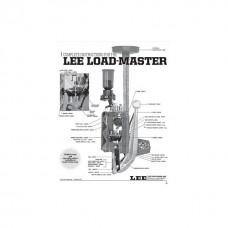 Lee Precision Loadmaster Instructions