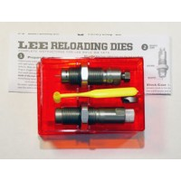Lee Precision Pacesetter 2-Die Set 6mm-284 Winchester (Discontinued)