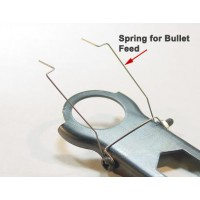 Lee Precision Spring Return Bullet Feed