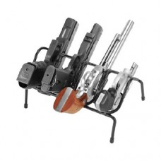 Lockdown Handgun Rack, 4 gun
