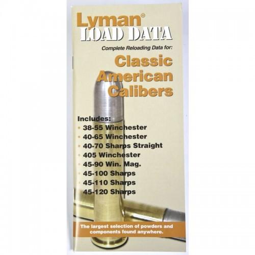 Lyman Load Data Book Popular Revolver Calibers