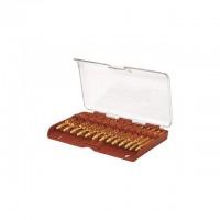 Tipton Best Rifle Bore Brush Set, Bronze