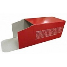 Top Brass 50 Round Red Ammo Box #06