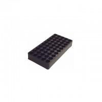 Top Brass Small Caliber Pistol - 50 Rd Black Plastic Storage Tray