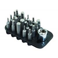 Wheeler Engineering Professional Gunsmithing Screwdriver Add-On 21 pc