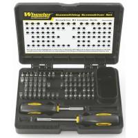 Wheeler Engineering Professional Gunsmithing Screwdriver Set, 72 pc