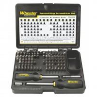 Wheeler Engineering Professional Gunsmithing Screwdriver Set, 89 pc