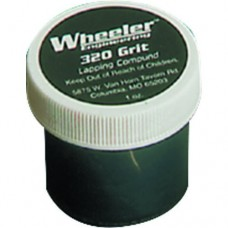 Wheeler Engineering Replacement 320 grit lapping compound - 1 oz. jar