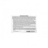Lee Precision Factory Crimp Die Instructions 6.5mm Creedmoor
