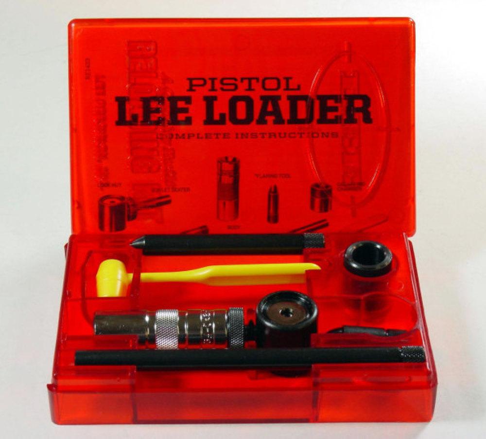 Lee Precision Instructions Pistol