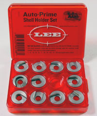 Lee Precision Auto-Prime Shell Holder Set