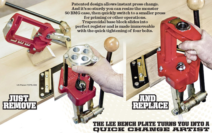 Lee Precision Bench Plate