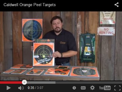Caldwell Orange Peel Targets