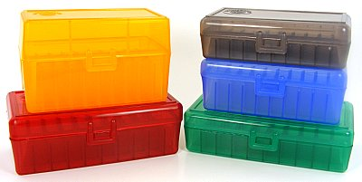 FS Reloading Plastic Ammo Boxes