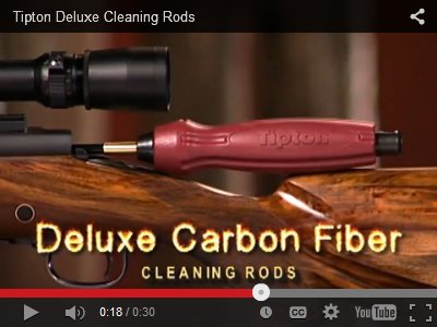 Tipton Carbon Fiber Cleaning Rod Video Clip