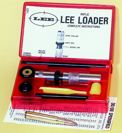 Lee Precision Loader