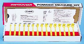 Powder Measure Kit